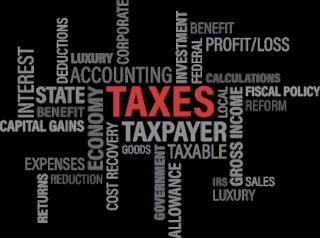 Tax lingo